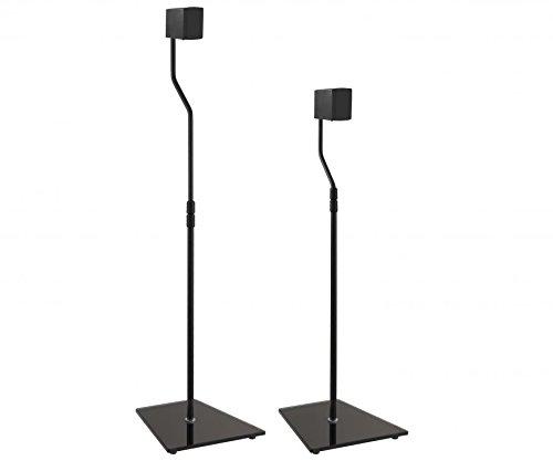 King Universal Lautsprecherständer Boxenständer Standfuß Für Raum